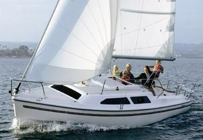2004 Catalina 250