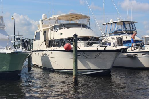 1991 Hatteras 52 Motor Yacht