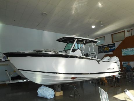 2018 Blackfin 272 Center Console