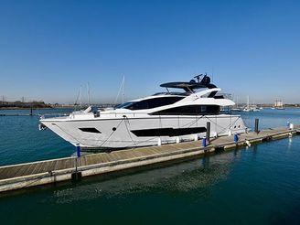 thumbnail photo 0: 2019 Sunseeker 86 Yacht
