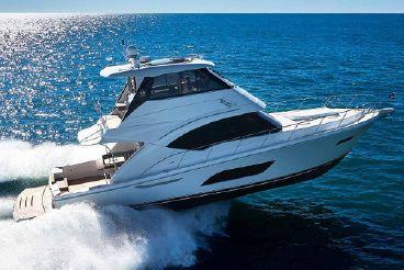 2020 Riviera 57 Enclosed Flybridge