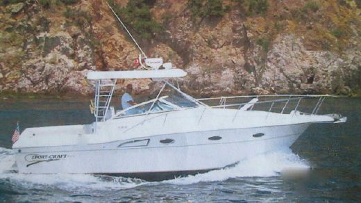 2001 Sport Craft 31 SPORTFISH