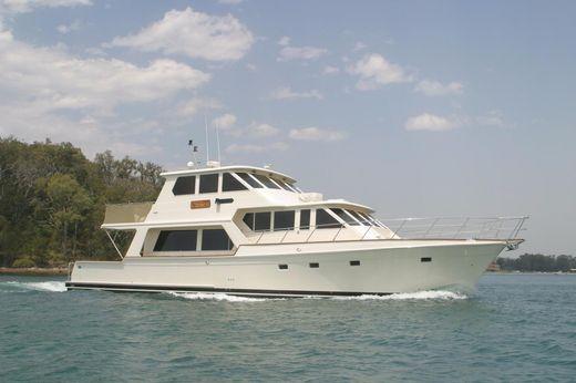 2002 Offshore 62 Pilothouse