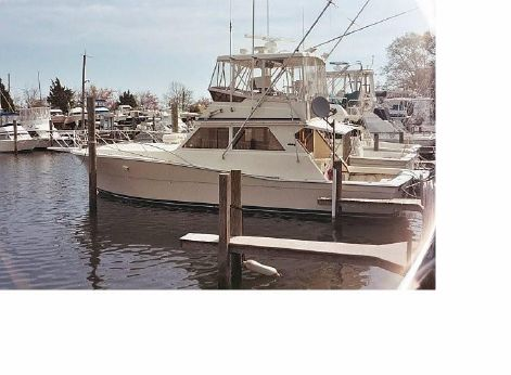 1988 Viking 41 Convertible