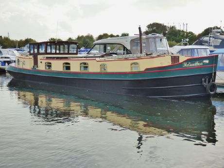 2001 Delta Boat Company Dutch Barge