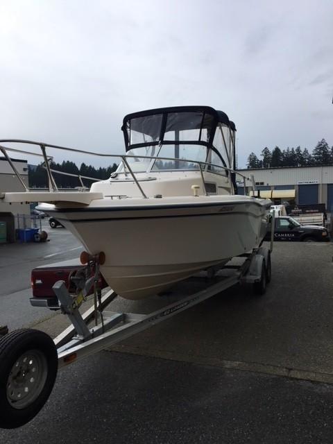 2001 Grady-White Adventure 208 Power Boat For Sale - www yachtworld com
