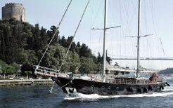 2001 Custom Build Sail Boat
