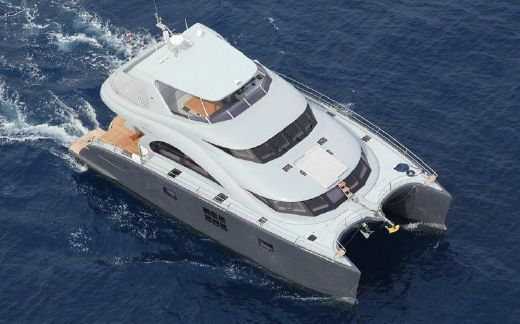 2012 Sunreef 60' Power