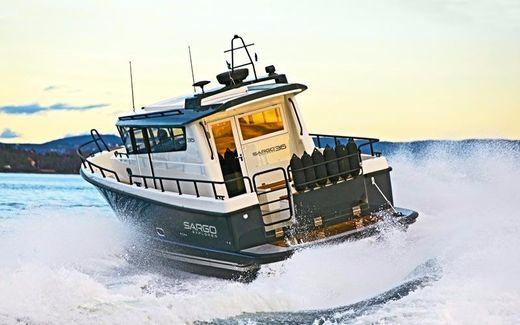 2018 Sargo 36 Explorer