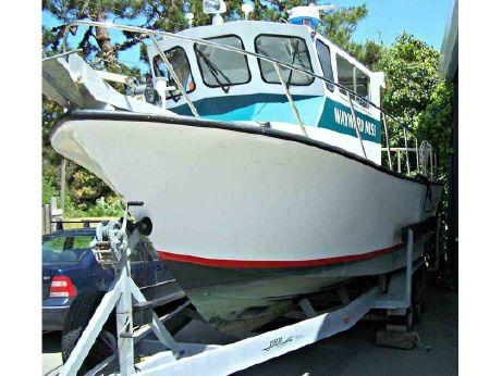 1998 Custom Sport Fishing, Dive, Work Boat