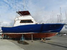 1982 Fisher Boat 14 m