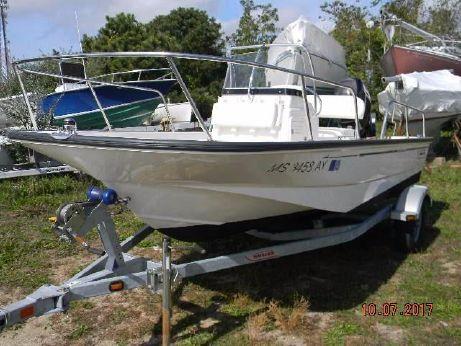 2010 Boston Whaler 150 Montauk