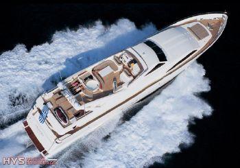 thumbnail photo 0: 2003 Ferretti Yachts Custom Line 112