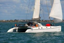 2001 Outremer 50 standard extended to 55