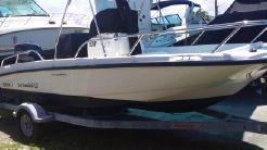 2016 Boston Whaler 170 Dauntless