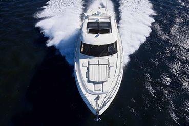 2020 Riviera 5400 Sport Yacht