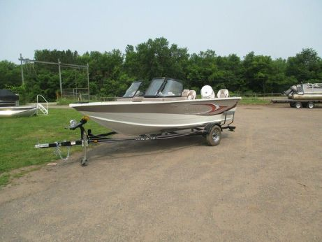 2016 Smoker Craft Ultima 172