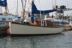 1930 Traditional West Country Bermudan Cutter