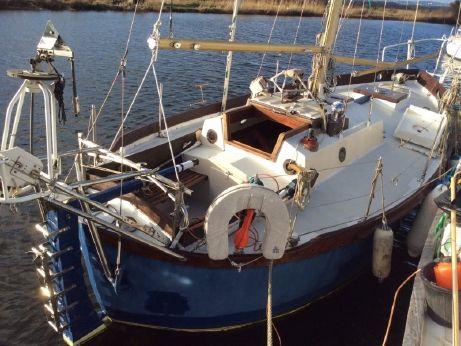 1976 Steel Yacht 28ft