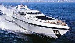 2005 Overmarine Mangusta 108