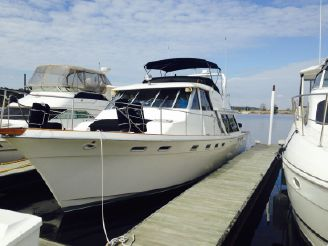 1989 Bayliner 4550 Pilothouse Motoryacht