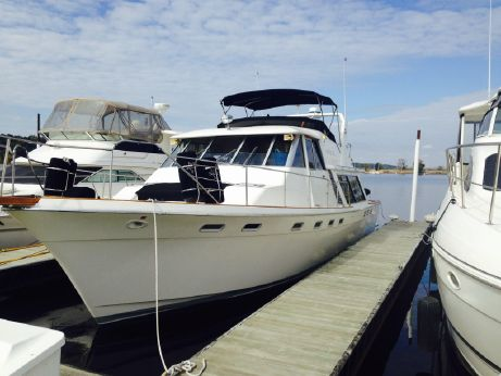 1989 Bayliner 4550 Pilothouse Motoryacht