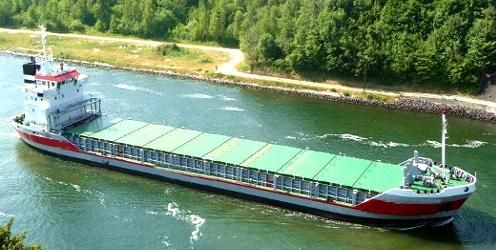 1995 Custom Multi-Purpose Cargo Vessel