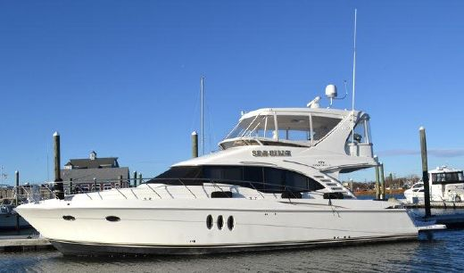 2009 Ovation 52 FLYBRIDGE