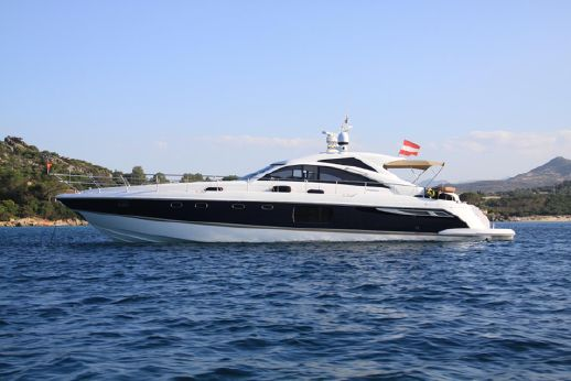 2009 Fairline Targa 64