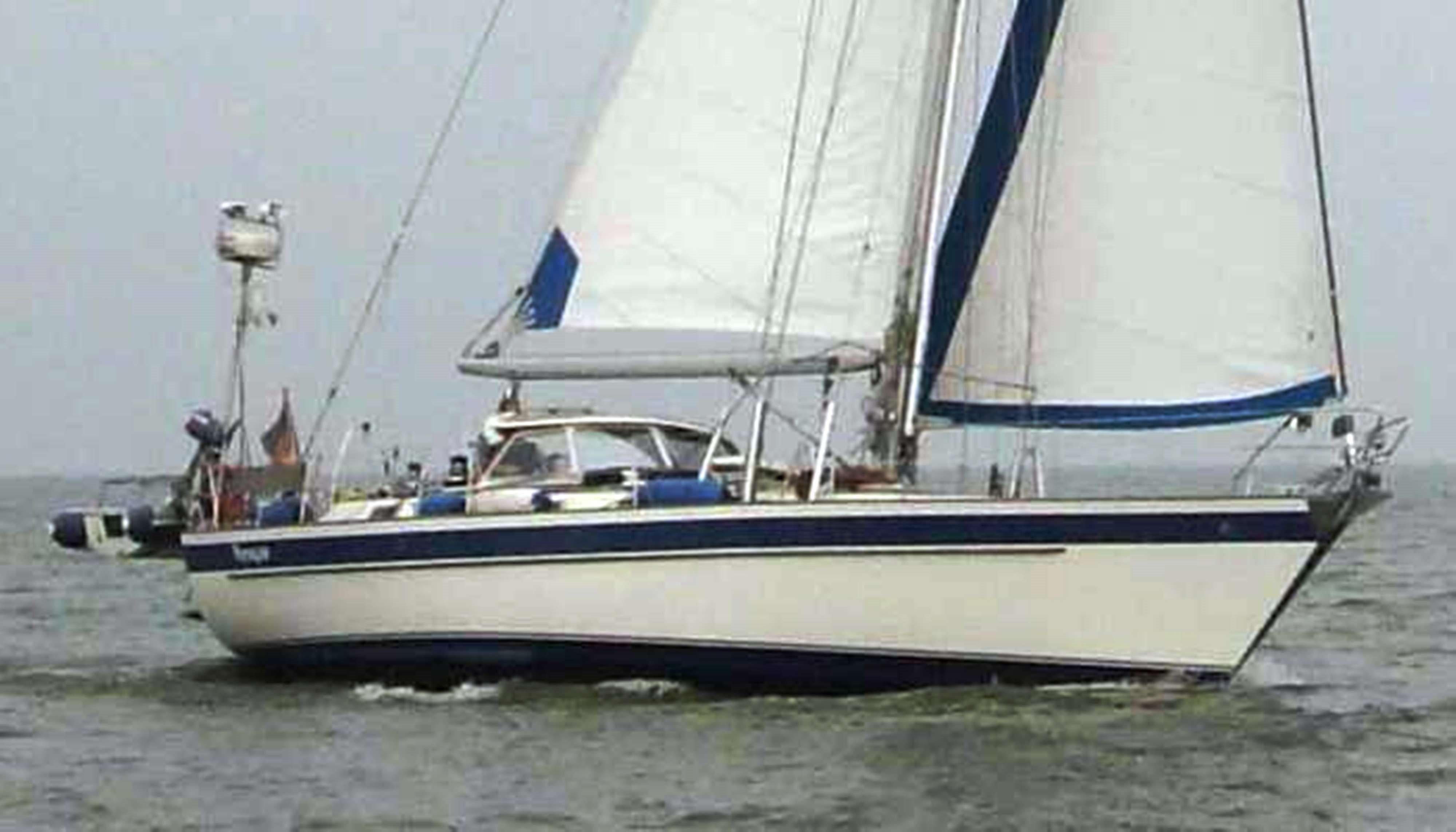 1989 Hallberg Rassy 45 Sail Boat For Sale Www Yachtworld Com