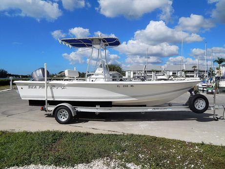 2004 Sea Pro SV2100CC Bay Boat