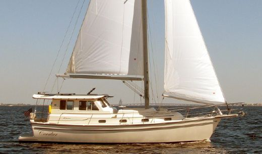 2008 Island Packet SP Pilothouse Cruiser