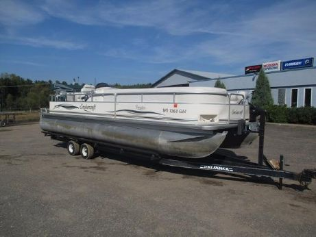 2002 Smoker Craft 8526 Paradise