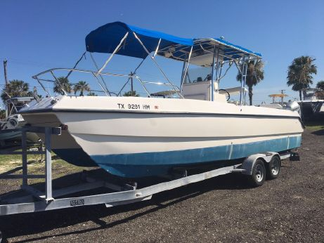 1995 Sea Cat SL5 Center Console