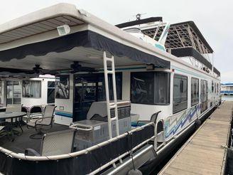 1997 Sumerset Houseboat