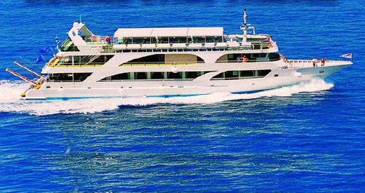 2007 Passenger Cruise Ship