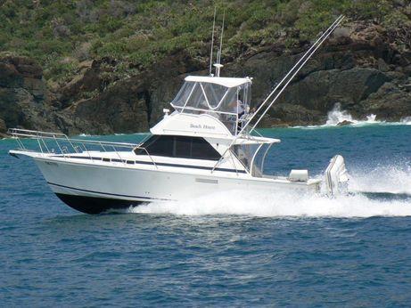 2004 Caribbean 35 Flybridge Sport Fisher