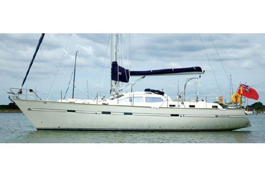 2007 Southerly 135RS.