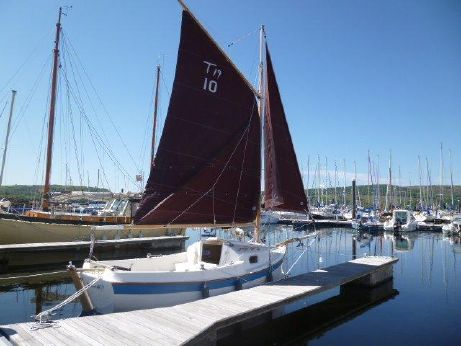 2008 Tamarisk 19 trailer sailer
