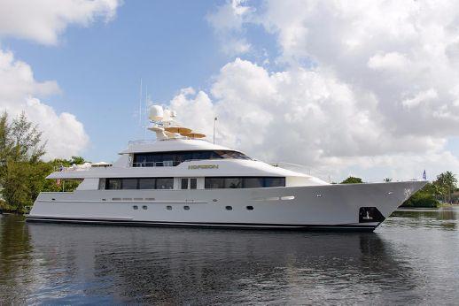 2006 Westport Tri-Deck Motoryacht