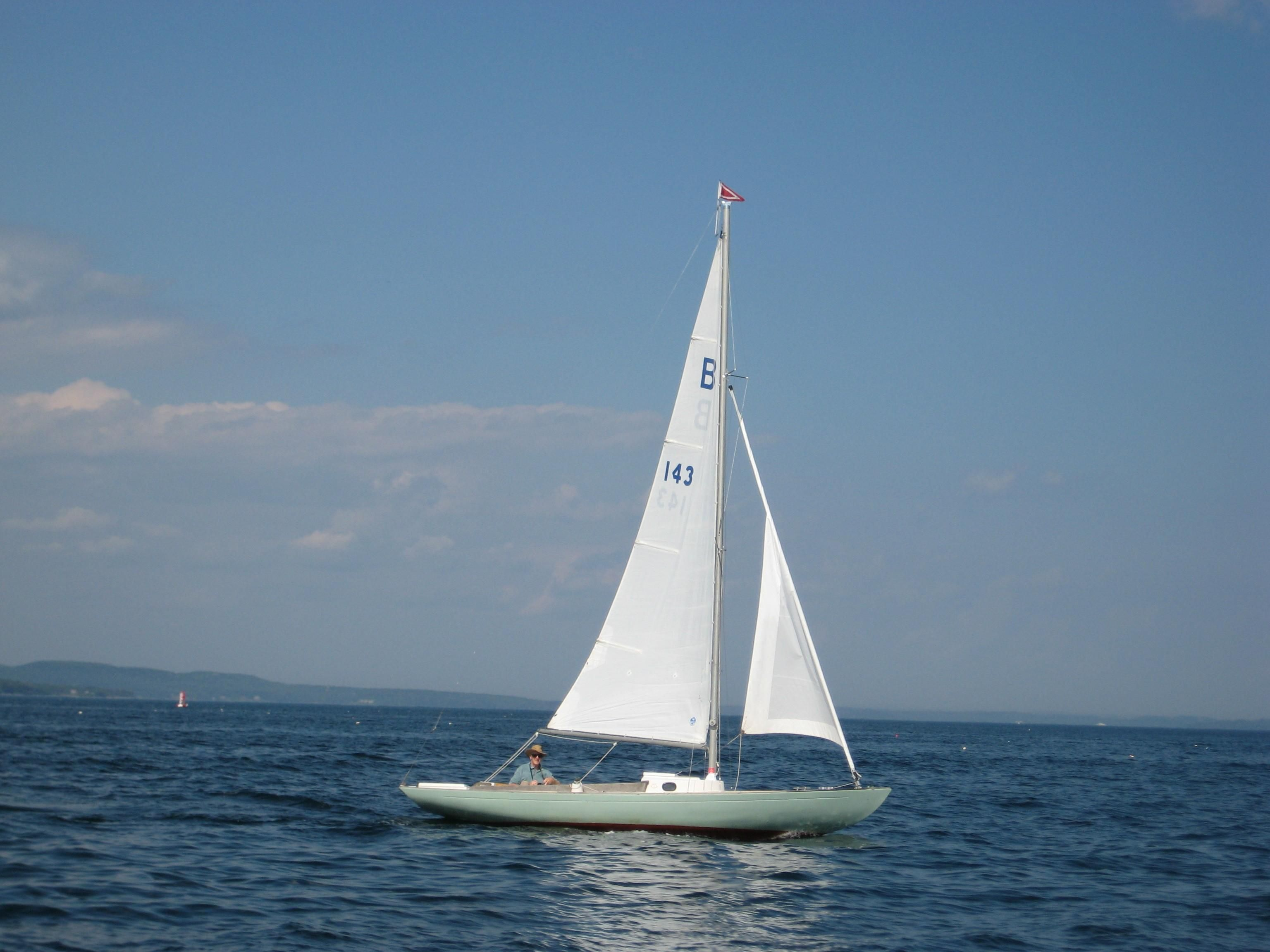 1970 Bluenose Sloop Sail Boat For Sale - www.yachtworld.com