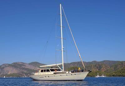 2010 Sailing Yacht