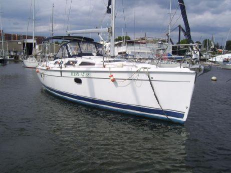 2011 Hunter 36