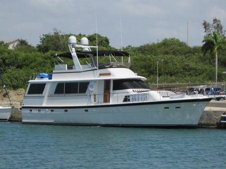 1977 Hatteras 58 Motor Yacht  (2013 Custom)