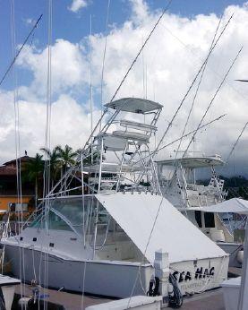 2000 Cabo Yachts 35 Express