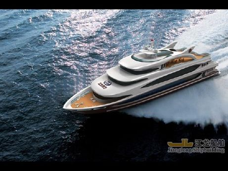 2013 Jianglong 45m super yacht