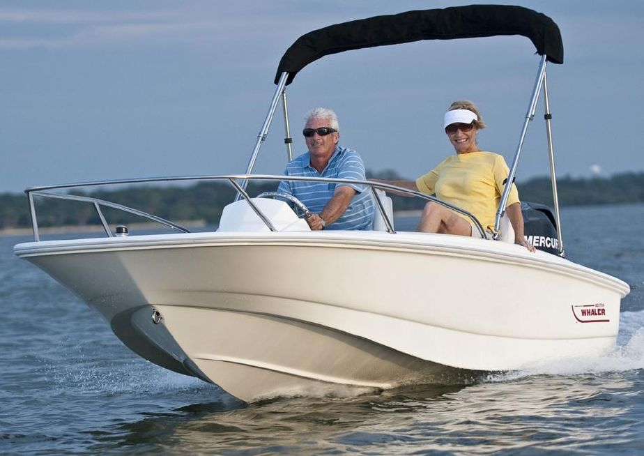 2018 Boston Whaler 130 Super Sport Power Boat For Sale - www