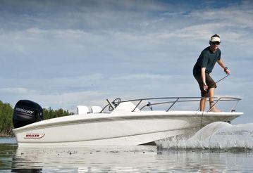 2014 Boston Whaler 150 Super Sport