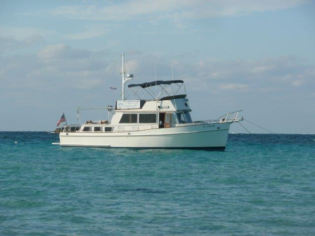 Hybrid Electric 42' Grand Banks for sale