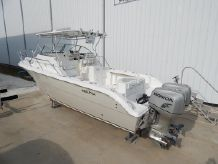 2009 Sea Fox 287 Walkaround